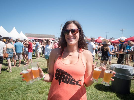 Area beer lovers know plenty of fun is on tap at the