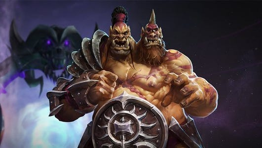 Ogre Cho'gall is set to poke his two heads into the Nexus of Heroes of the Storm.