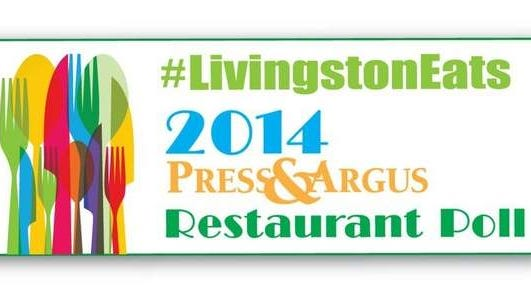 The results of the 2014 Daily Press & Argus Restaurant Poll were released in June.