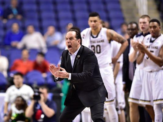 NCAA Basketball: ACC Conference Tournament-Notre Dame vs Miami