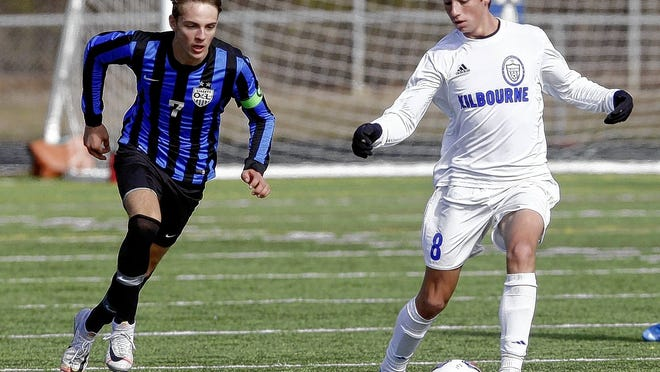 Senior defender Jay Shaver is among a strong group of returnees for Kilbourne, which finished 17-1-3 and reached a Division I regional final last season.