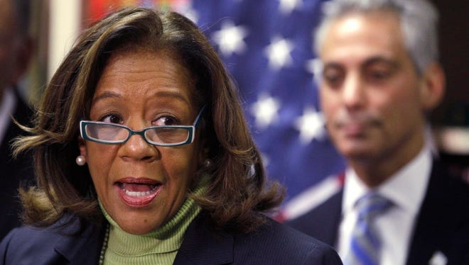 Former Chicago Public Schools CEO Barbara Byrd-Bennett has been indicted on corruption charges following a federal investigation into a $20 million no-bid contract.