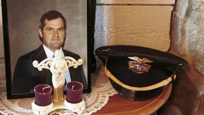 Long Branch Detective Sgt. Patrick A. King was killed on active duty Nov. 20, 1997.