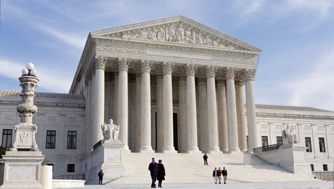 New Jersey wants the U.S. Supreme Court (its Washington, D.C. building here) to take up the sports betting case.