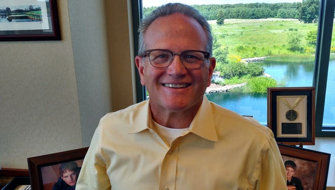 Kevin Steiner has built a corporate culture around the concept of active mutual support at West Bend Mutual Insurance Co.