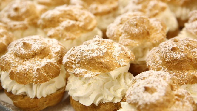 Score a cream puff early this year by participating in the Cream Puff 5K run and 1K walk July 18 at State Fair Park.