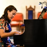 Photos: Brazilian students perform at Lebanon Valley College