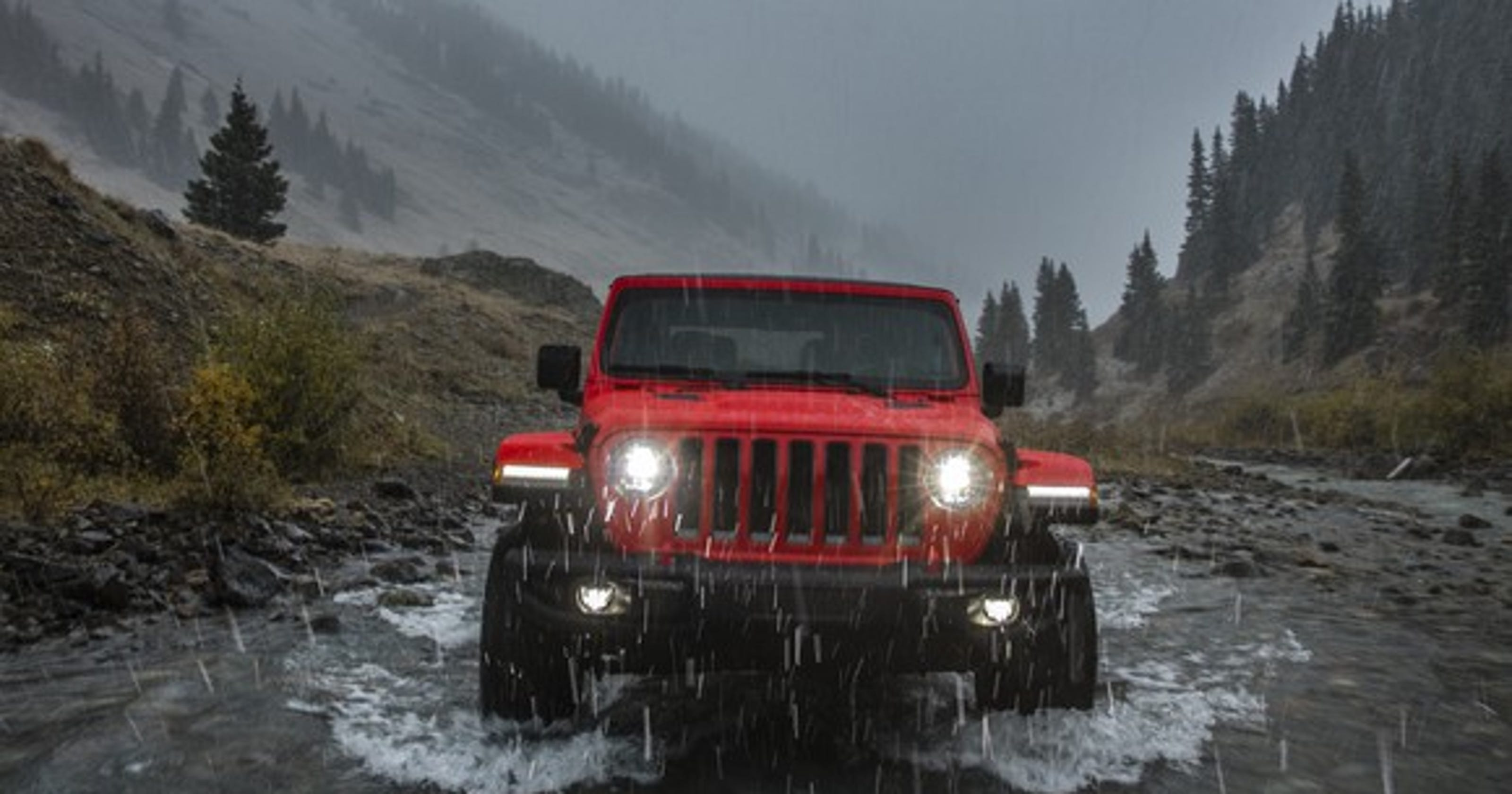 Jeep Wrangler is a beast off-road, gentle on its ...