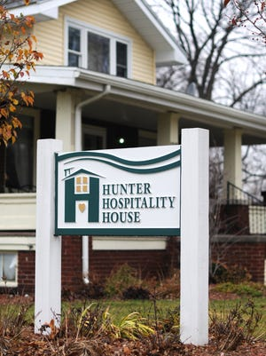 The Hunter Hospitality House on 10th Street held an open house Monday, Dec. 7, in Port Huron.