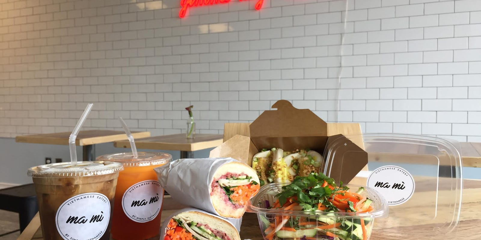 Comment Ranger Ma Cuisine ma mì eatery, a fast-casual vietnamese restaurant, now open