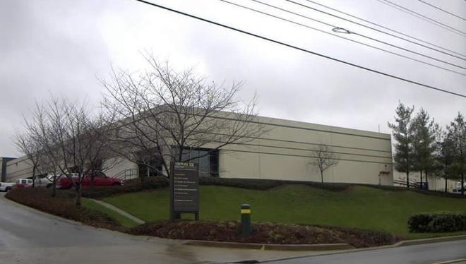 The Silverman Group's purchase of Airpark Center included this building at 801 Airpark Center Drive.
