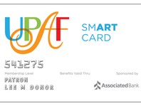 UPAF SMART CARD Sweepstakes