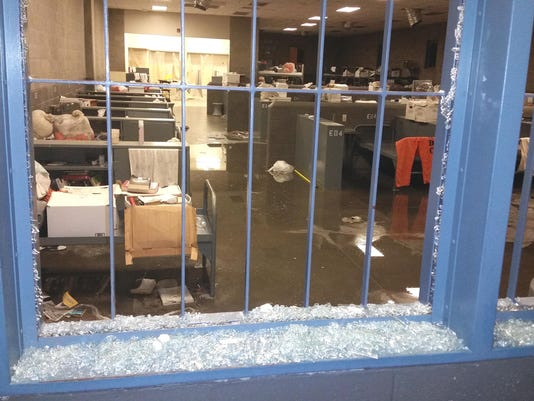 Kingman Prison Riots