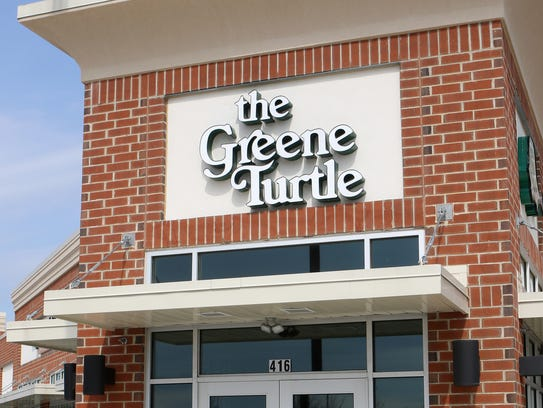 The Greene Turtle is one of the latest chain restaurants