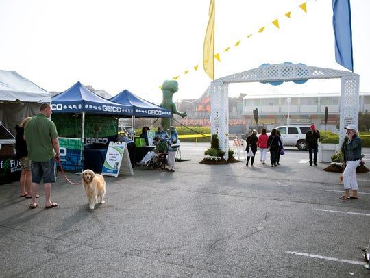 Springfest kicks off Thursday, May 2, in Ocean City.