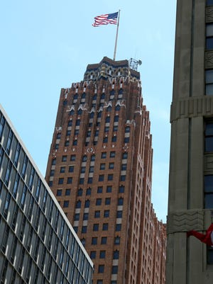 The Guardian Building in downtown Detroit has a history that dates to 1929.