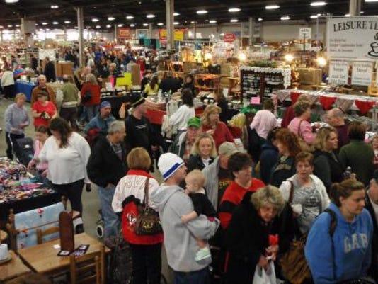 Kentucky Flea Market New Year's Spectacular