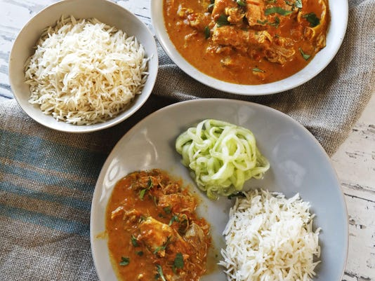 Who is the 'Butter Chicken Lady'? Keller blogger finds nationwide audience for Instant Pot recipe