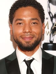 PASADENA, CA - FEBRUARY 11:  Actor Jussie Smollett