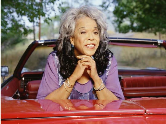 "Detroit native Della Reese, had dual careers as a singer and later as a TV star on the CBS hit ""Touched By An Angel."""