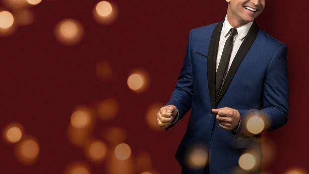 """Travis Cloer, of """"Jersey Boys"""" fame, will sing with the Abilene Philharmonic Orchestra at its Saturday holiday performances."""
