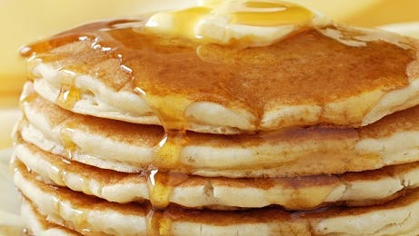 Cranberry Harvest Pancake Breakfast will be served from 7:30 a.m. to 12:30 p.m. Saturday, Oct. 17 at the Village of Biron Municipal Center.