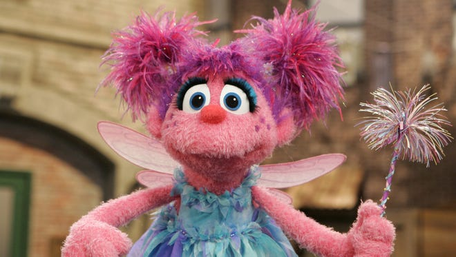 """Abby Cadabby is part of the """"Sesame Street Live"""" cast."""