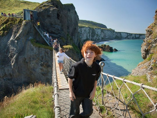 Get your ticket to cross Northern Ireland's Carrick-a-Rede