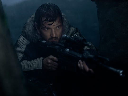 Being a Rebel spy is not the greatest job for Cassian