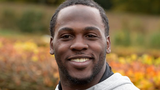 Joique Bell in England.
