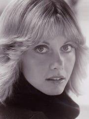 Olivia Newton-John in the '70s.