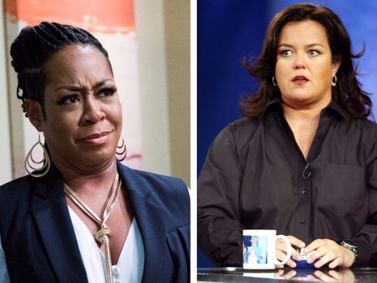Tichina Arnold as Mo; Rosie O'Donnell.