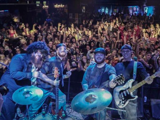 Baltimore reggae-rock act Higher Education will play Pickles Pub in Ocean City at 10 p.m., Saturday, Jan. 13. Admission is free.