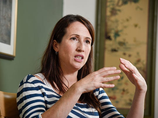 Jessica Lourey has an upcoming TEDx talk in Rapid City,