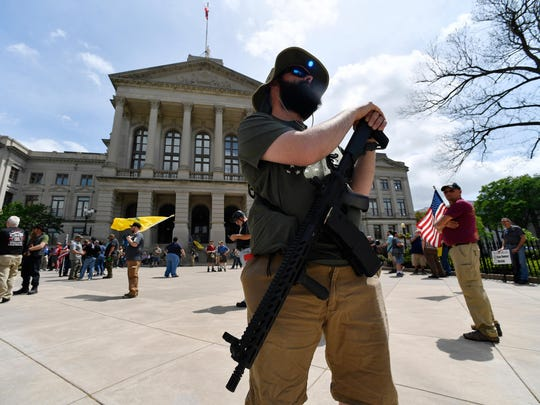 Gun Rights Rallies