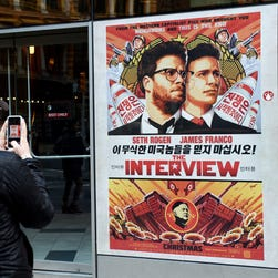 """A hacking scandal, which prompted Sony Pictures Entertainment studio to pull the movie """"The Interview"""" from theaters, was just one of many controversies that pushed media ethics discussions in 2014."""