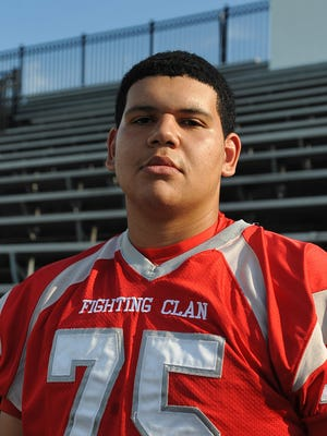 Vineland's Jamil Demby was selected to play in the NFLPA Collegiate Bowl in Jan. 20 in Pasadena, California.