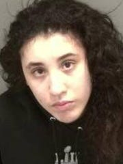 Brianna Jimenez is charged with conspiracy to commit robbery related to a Woodbury parking garage shooting incident on Feb. 20, 2018.