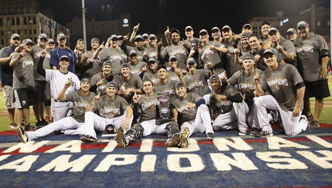 The Scranton/Wilkes-Barre RailRiders won the 2016 Triple-A Championship in Memphis on Tuesday, September 20.