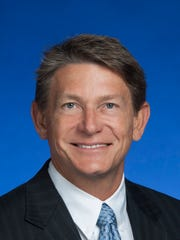Randy Boyd, commissioner of the Tennessee Department