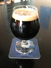 2016 Anniversary Porter at Confluence Brewery