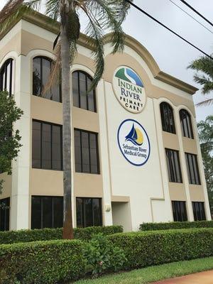 Sebastian River Medical Group office near Indian River Medical Center in Vero Beach.