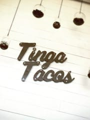 Tinga Tacos opened last month in downtown Springfield.