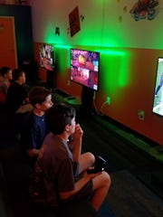 AFC Gaming Center in Mount Laurel opened in June. It hosts gaming tournaments, birthday parties and open play.