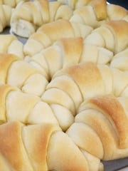 The homemade crescent rolls at OT's are light, fluffy, buttery, warm, yeasty, magnificent, and baked every single day.