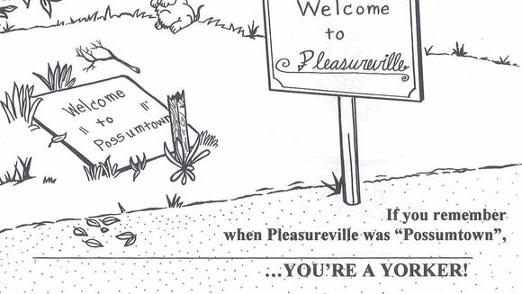 Many people don't get up on the hill to see Pleasureville