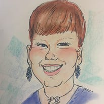 Five things you didn't know about the fair's caricature artist