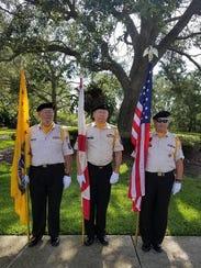Vietnam Veterans of America Chapter #1038 Honor Guard.