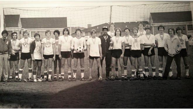 Spring 1979 Miami Valley Youth Soccer Association 19U Championship.