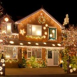 Millville announces holiday home lighting contest
